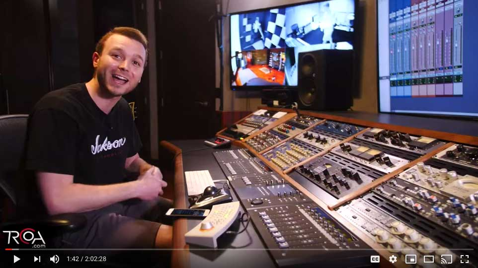Recording Arts Seminars